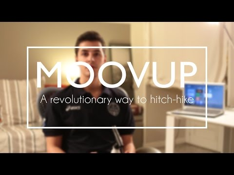 Moovup - Team and Project Presentation