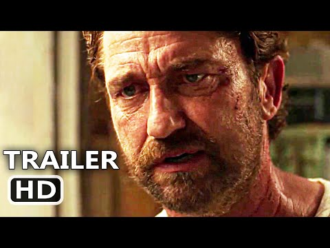 GREENLAND Official Trailer (2020) Gerard Butler, Morena Baccarin, Disaster Movie HD
