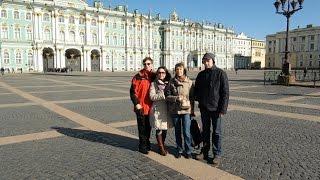 Путешествие в Санкт-Петербург -