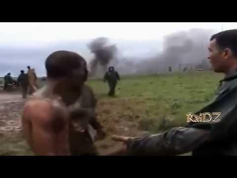 Algerie--voila les hommes qui defendent la nation