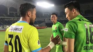 再開されたJ1リーグ。トランスコスモススタジアム長崎にヴィッセル神戸...