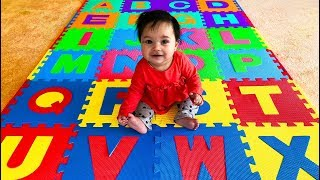 ABC Alphabet Phonics Song Nursery Rhymes for Baby