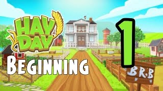 Hay Day - Let's Play - The Chicken or The Egg? - Part 1