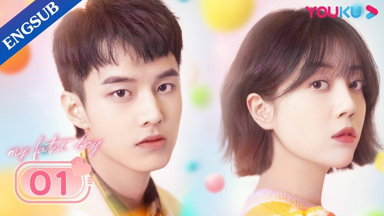 Download [My Fated Boy] EP1   Childhood Sweetheart Romance Drama   Li Xirui/He Yu/Zhou Xiaochuan   YOUKU