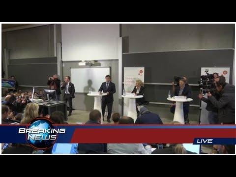 Ekspræsidentens dramatiske flugt gennem Danmark: Hemmelige agenter skyld i anholdelse