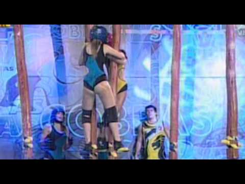 FRANCESA vs BRUNELLA - TRONCOS CRUZADOS @ ESTO ES GUERRA 04-06-14 from YouTube · Duration:  2 minutes 4 seconds