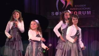 """Для чего"" - Колісаночки - IV KHARKIV INTERNATIONAL SONG FORUM"
