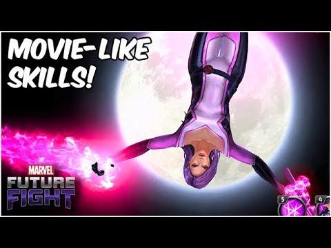 ALL 34 UNIQUE SKILLS (SFX ANIMATION) SHOWCASE! - Marvel Future Fight