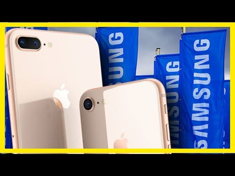 Breaking News   Galaxy s8 v iphone 8 - why apple's new smartphone may have one huge advantage over