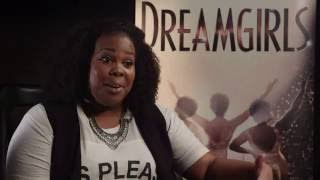 Dreamgirls | Interview with Amber Riley
