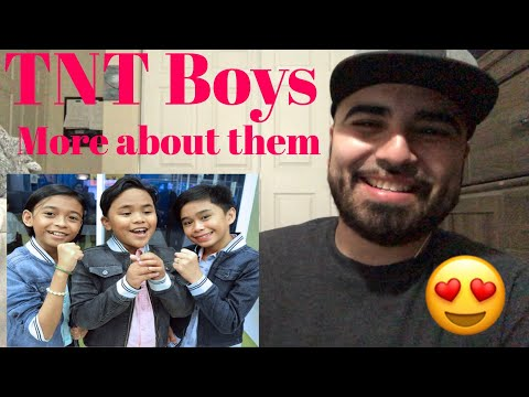 Special reaction to TNT Boys