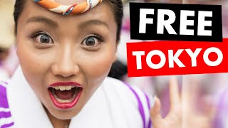 100% Free Things to do in Tokyo: 10 Hidden Secrets