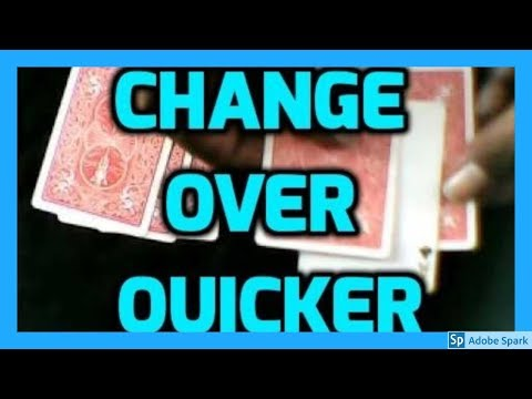 ONLINE MAGIC TRICKS TAMIL I ONLINE TAMIL MAGIC #245 I CHANGE OVER QUICKER