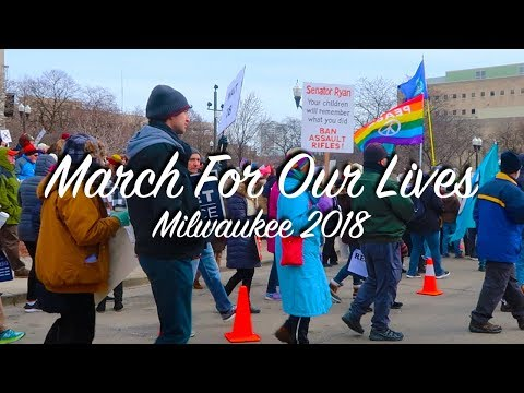 March For Our Lives | Milwaukee 2018