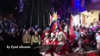 Освобождение Алеппо отпраздновали песней армянских патриотов «Проснись, Лао»