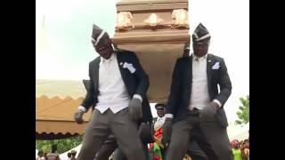 The Amazing Ghana Funeral Dancers