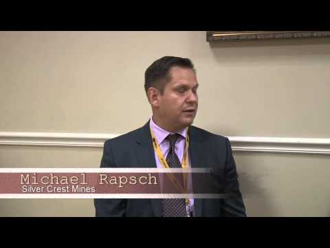 Michael Rapsch Silver Crest Mines - Silver Summit