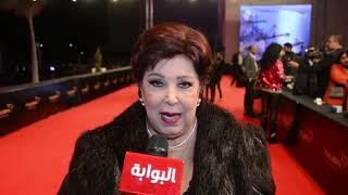 """رجاء الجداوي لـ""""البوابة"""": لا أعلم مصير أعمالي الدرامية الجديدة.. والأم تستحق الاحتفال """"365 يوم"""""""