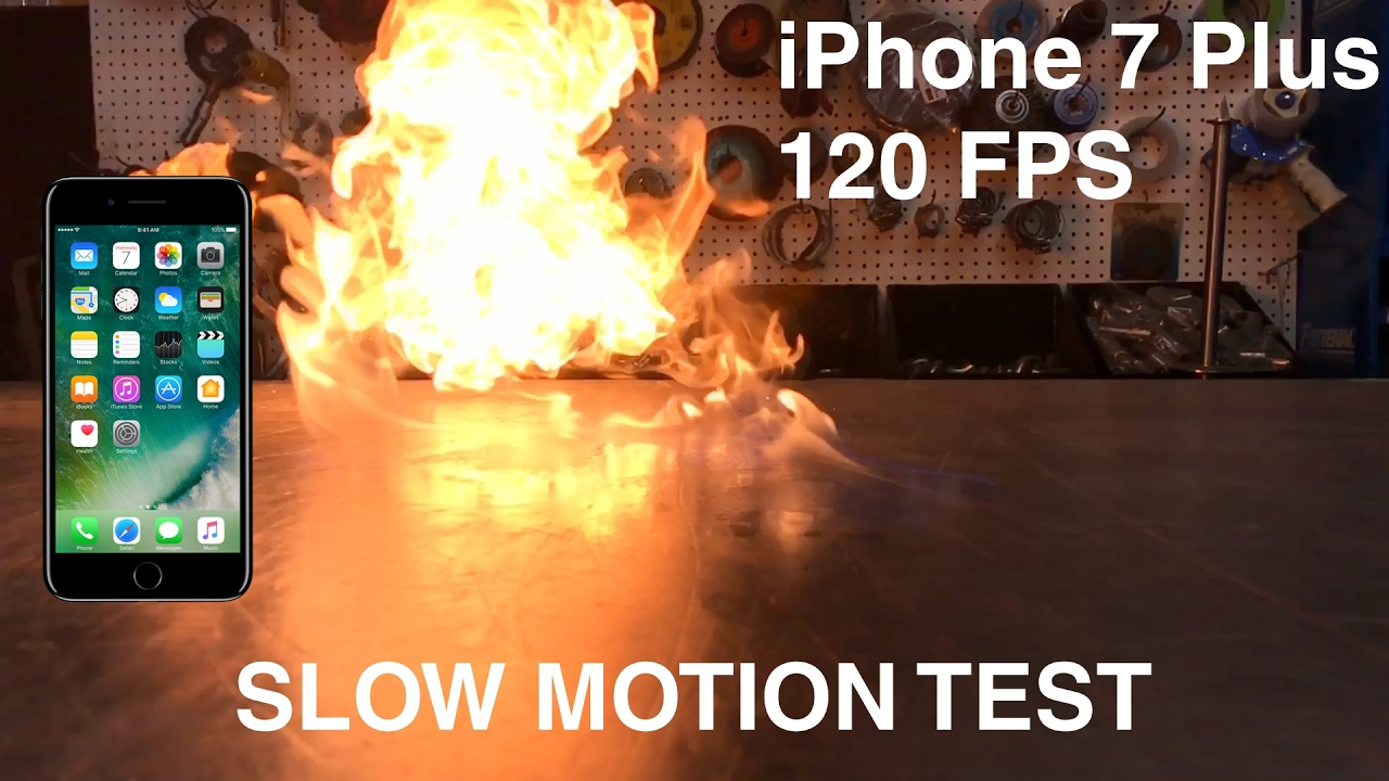 iphone 6 slow motion vs gopro 4