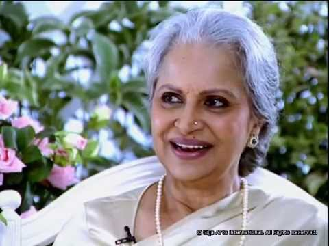 Rendezvous with Simi Garewal Waheeda Rehman Part 2 (2003)