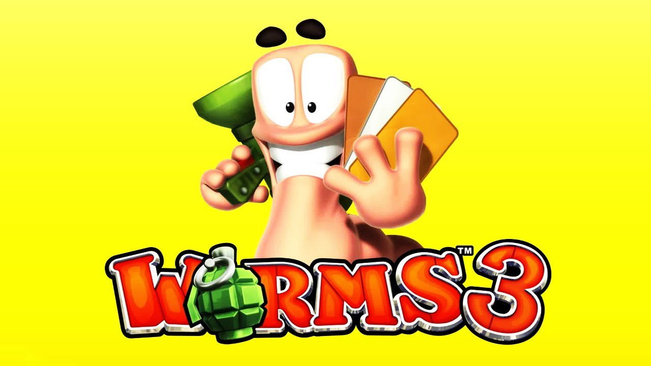 Worms 3: Finally, A Proper Worms Game For iPhone & iPad