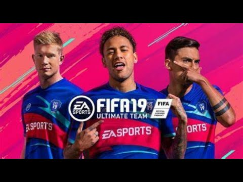 FIFA-19- TRYING MY NEW PC GAME CONTROLLER thumbnail