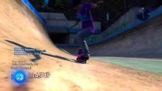 Skate 3  Player Records   Highest Sequence Score
