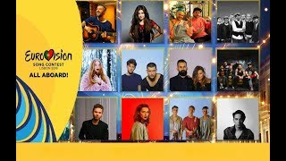 Who will be Ukrainian next Eurovision star?