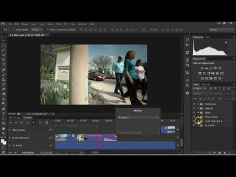 Photoshop CS6: Making audio adjustments | lynda.com tutorial