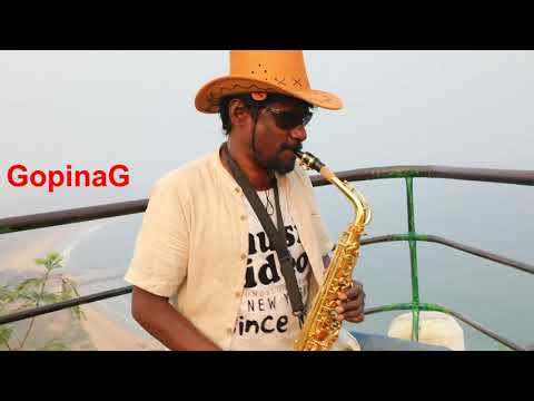 ennenno janmala bandham saxophone