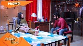 Anbe Vaa - Promo | 23 April 2021 | Sun TV Serial | Tamil Serial