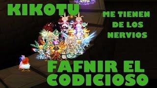 Raid Fafnir Failed Cuatro Raids Ganados #NosTale #Kikotu
