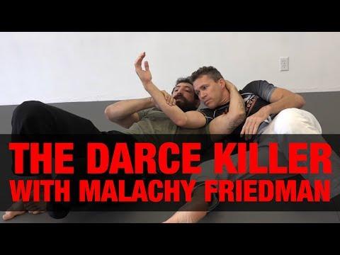 The Darce Killer with Malachy Friedman