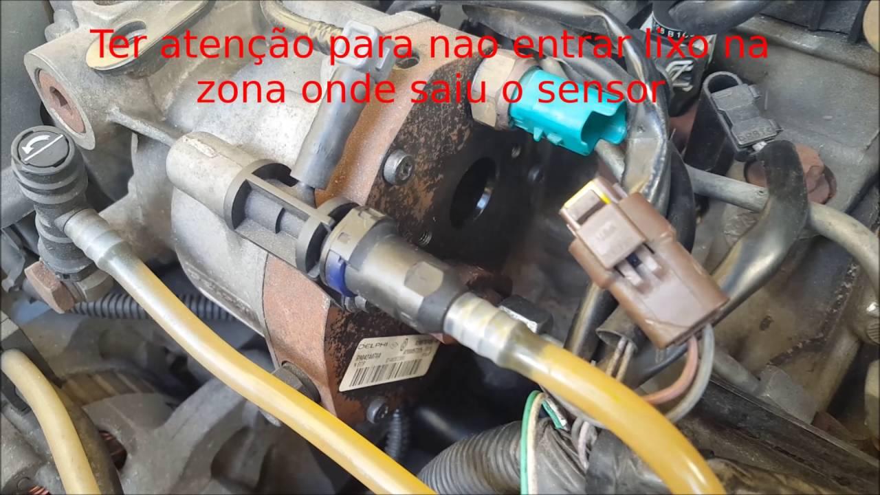 Renault Clio II DCI IMV sensor