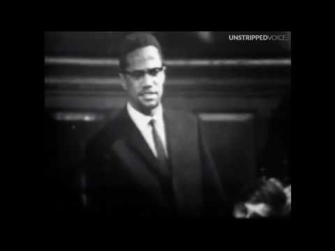 Malcolm X In Oxford, 1964 (Quick Message)