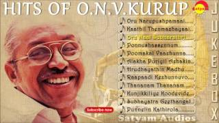 Cover images Hits of O N V Kurup | Evergreen Malayalam Film Songs