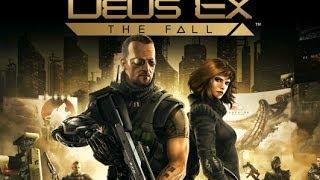 Это обзор игры Deus Ex The Fall  Deus Ex The Fall представляет из шутер от разработчиков SQUARE ENIX Ltd Победитель в семи