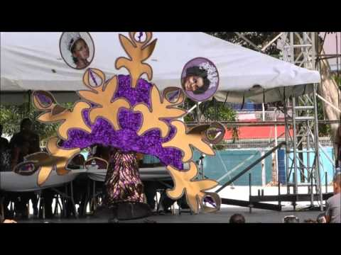 San Fernando City Corporation Junior Carnival Parade Feb. 7, 2016
