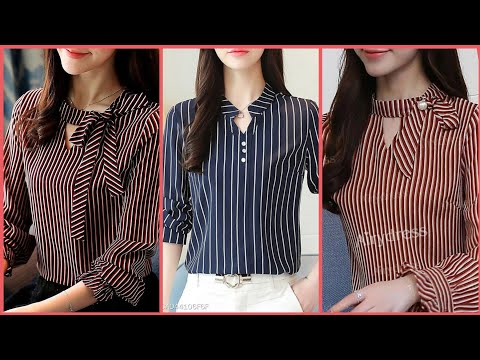 Outstanding Luxury Office Wear Blouse Collection 2019v