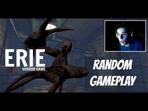 Random Gameplay - ERIE (Horror game)