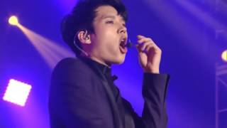 Nam woohyun (남우현) - you're my lady infinite 2nd world tour effect advance