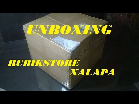 UNBOXING (primer unboxing del canal)