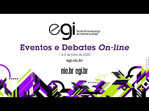 [Evento On-line EGI] Debate multissetorial sobre regulação de plataformas e desinformação