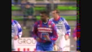 Caen - Lyon 93/94