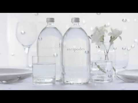Discover Antipodes Mineral Water