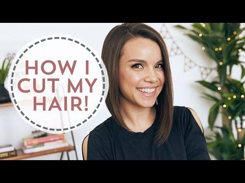 How I Get My Hair Cut! My Haircut + Hair Q&A | Ingrid Nilsen
