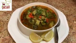 للرجيم والكيتو طريقة عمل الذ شوربة كوسه/zucchini soup