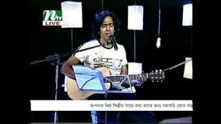 Bappa - O Alor Poth Jatri (Live with Patho & Haider)