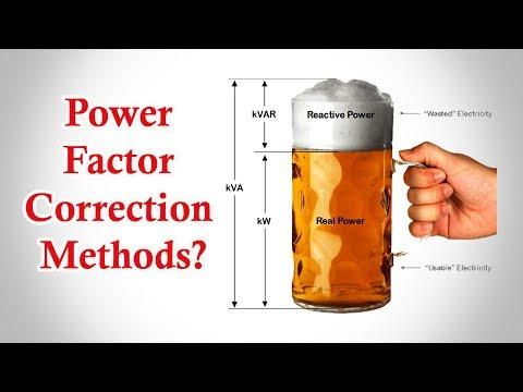 Power Factor Correction - Power Factor Correction Methods - Power Factor thumbnail