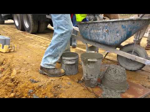 BHM - Special Inspector Testing Concrete 1.23.15